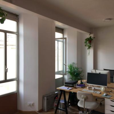 Plaza España | Estudio compartido/coworking