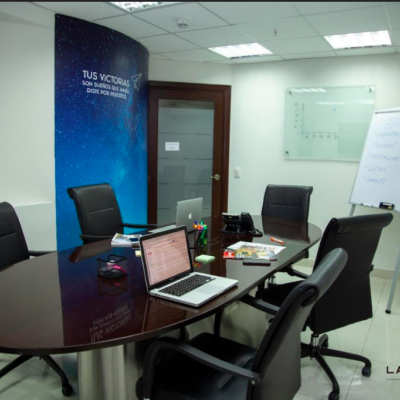 Office and coworking rental in Lima