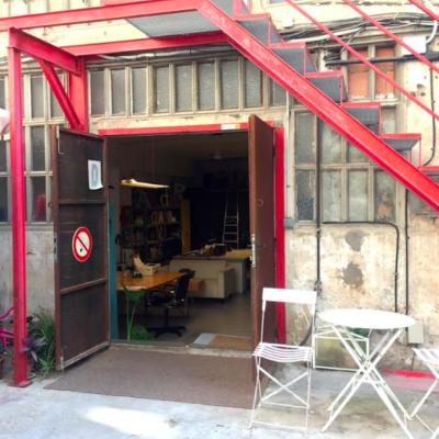Estudio compartido Barcelona | Raval
