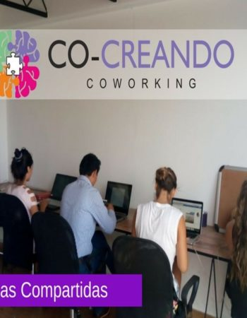 Coworking en la Molina | Co-creando | Arrendamientos de oficinas
