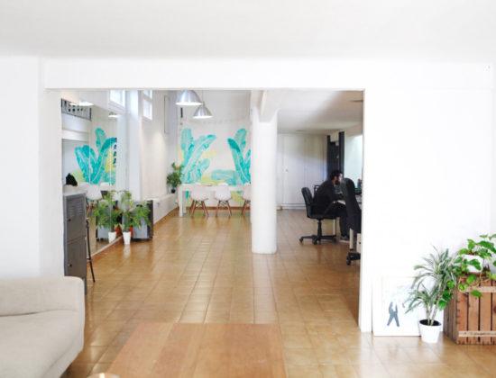 Studio in Gracia, Barcelona