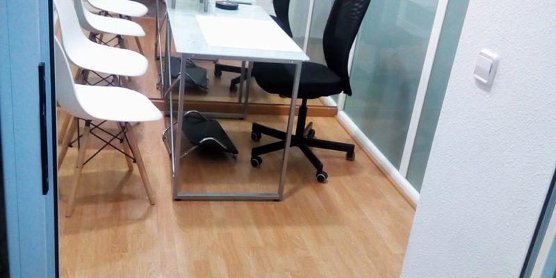 Alquiler despacho en Valencia