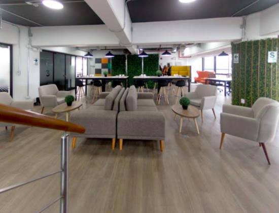Coworking & Offices | The best coworking in Lima