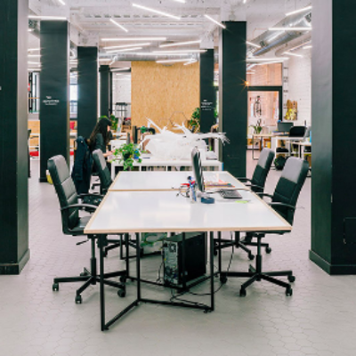 Coworking for art, culture and design projects