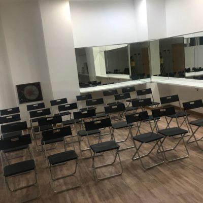 Alquiler sala pequeña para conferencias y reuniones