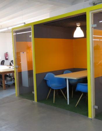 Coworking plaza real (Plaça Reial) Barcelona