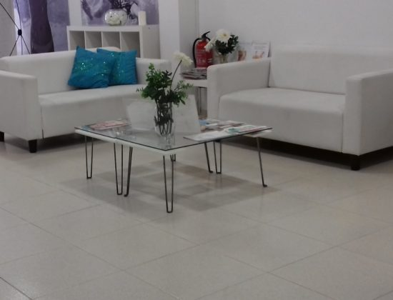 Clinical rental in Mataró of aesthetics and therapies