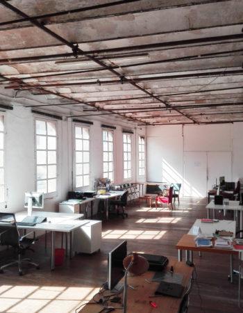 Antigua fábrica textil | Espacio compartido en Raval