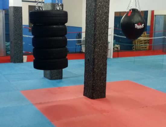 Rental place ideal for yoga, pilates, martial arts or similar