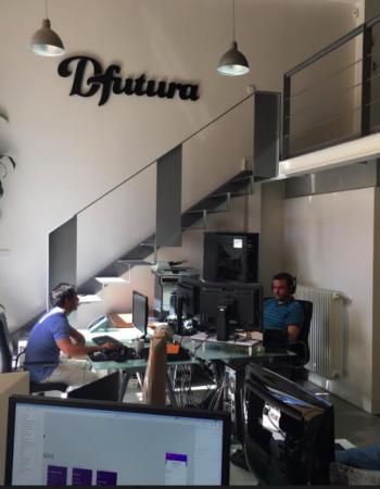 Tribeca Campus | Rent Alcobendas shared office
