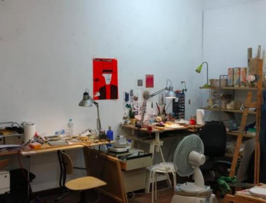 Coworking para artistas