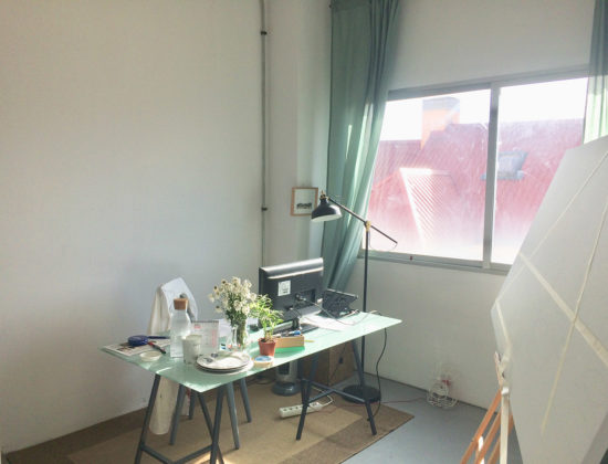 estudio independiente para artistas
