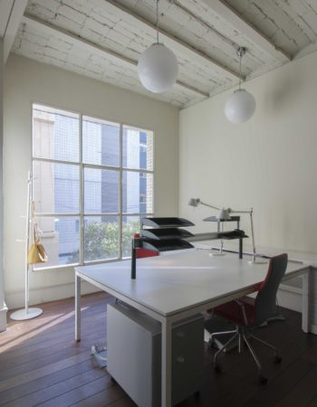 Studio desing for rent in Plaza Molina