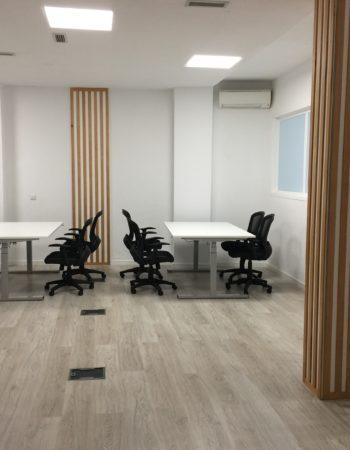 Despachos profesionales y Coworking en Las Rozas