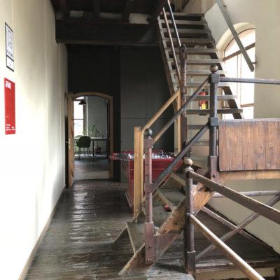 Estudio compartido del Poblenou | Antigua fábrica de harina