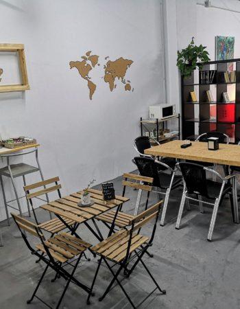 Alquiler de despacho en Madrid o puestos de trabajos compartidos en oficina