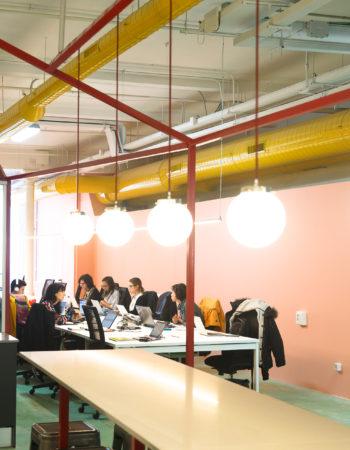 Coworking Eixample | Crec