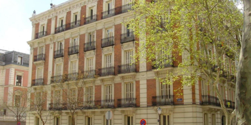 Office rental Madrid