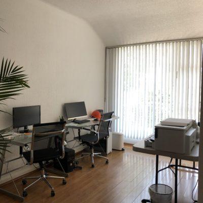 Estudio arquitectura en Ciudad de Mexico comparte oficina