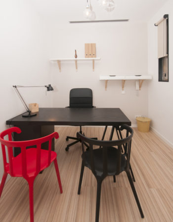 Rental of consultations in the center