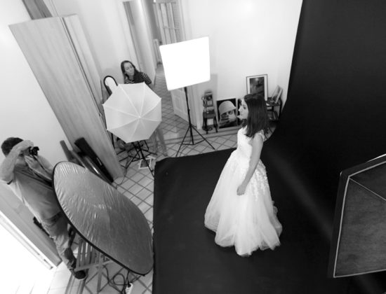 Photo studio rental in Barcelona center