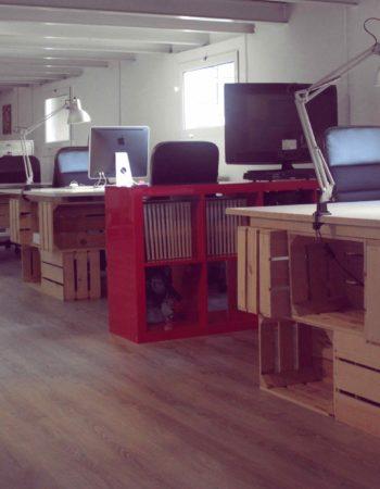 Alquiler Mesas de Trabajo