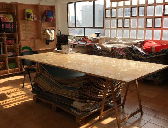 Taller Poblenou | Espacio independiente dentro de un taller