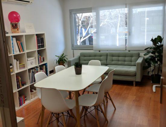 Compartir espacio de trabajo | Estudio Rocafort