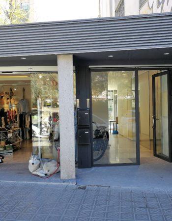 Local Barcelona | Alquiler | Despacho a compartir