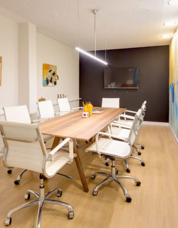 Coworking in Sarria, Eixample and Gracia