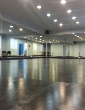 Rooms for rehearsals | Gym | Room for therapies | Photo studios