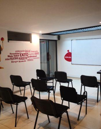 Office in Bogota + training room for rent