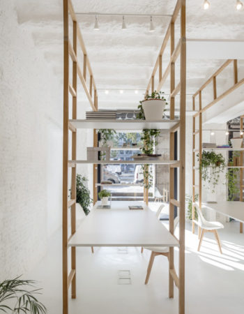 Espacio para creativos en Barcelona | MULTIDISCIPLINARY OFFICE