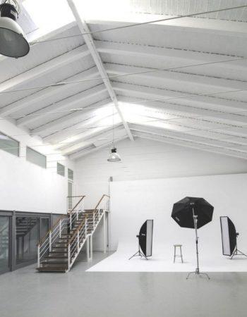 Photography studio in Madrid