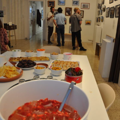 Creative space for artists, illustrators, artisans