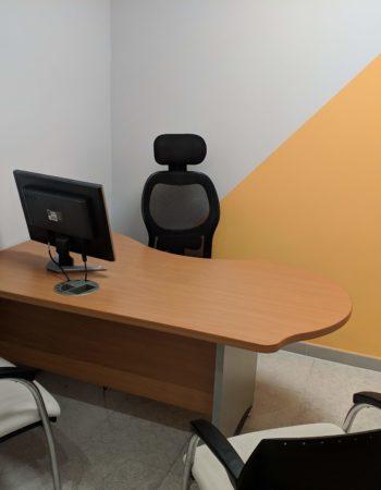 Despachos médicos en Valencia en alquiler