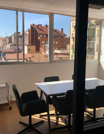 Rent space in Barcelona | Agency of publicity and communication