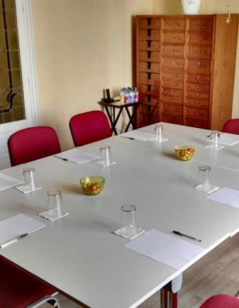 Rent of offices and rooms for hours for sessions and training of Coaching