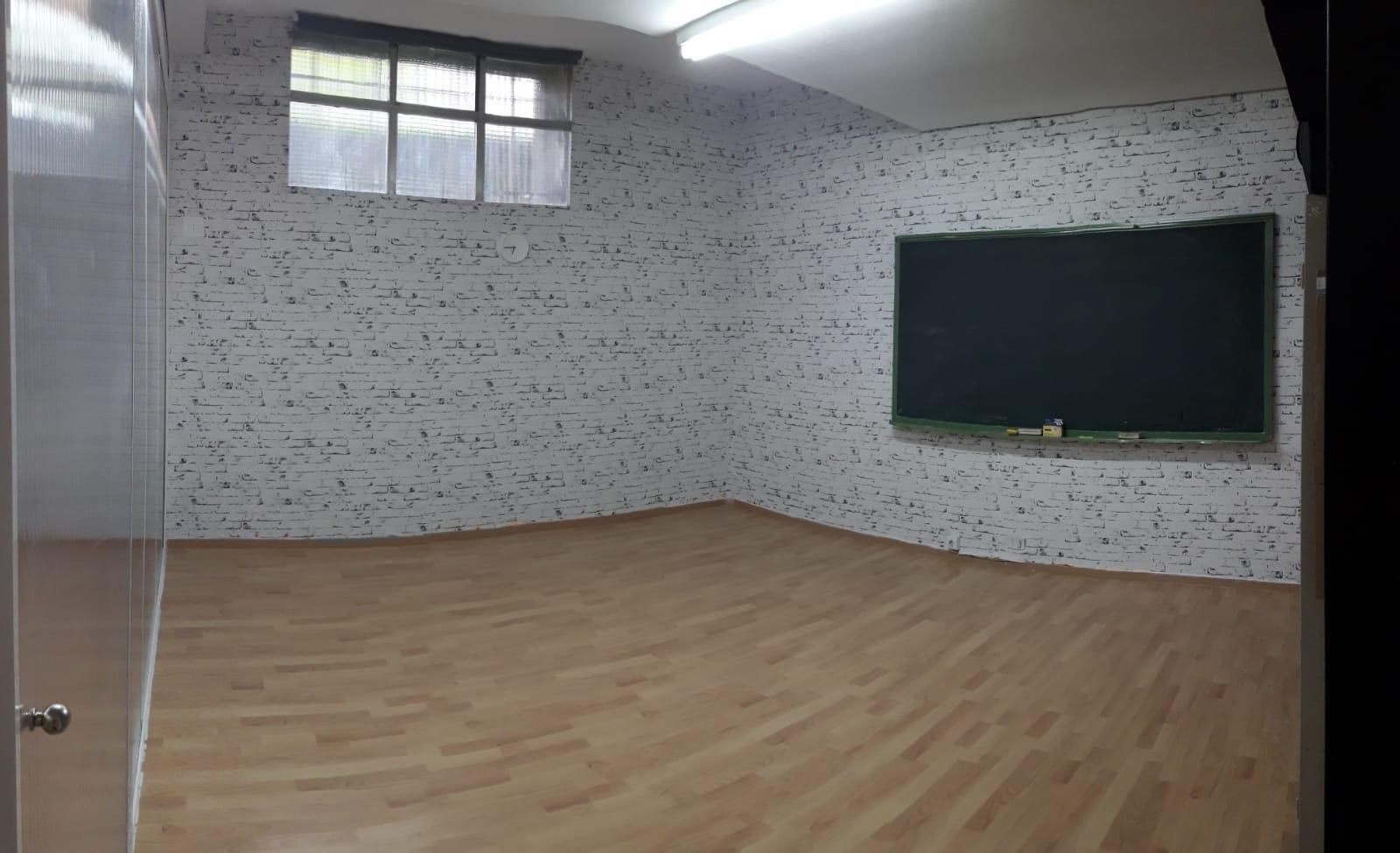 Espacio compartido para artistas y profesores
