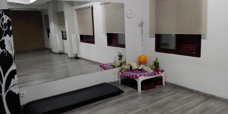 Sala de terapias | Sala para actividades | Yoga, pilates, hipopresivos..