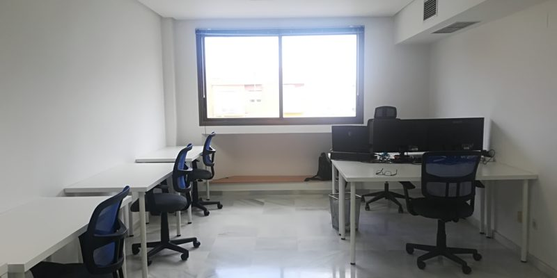 Shared office in Seville