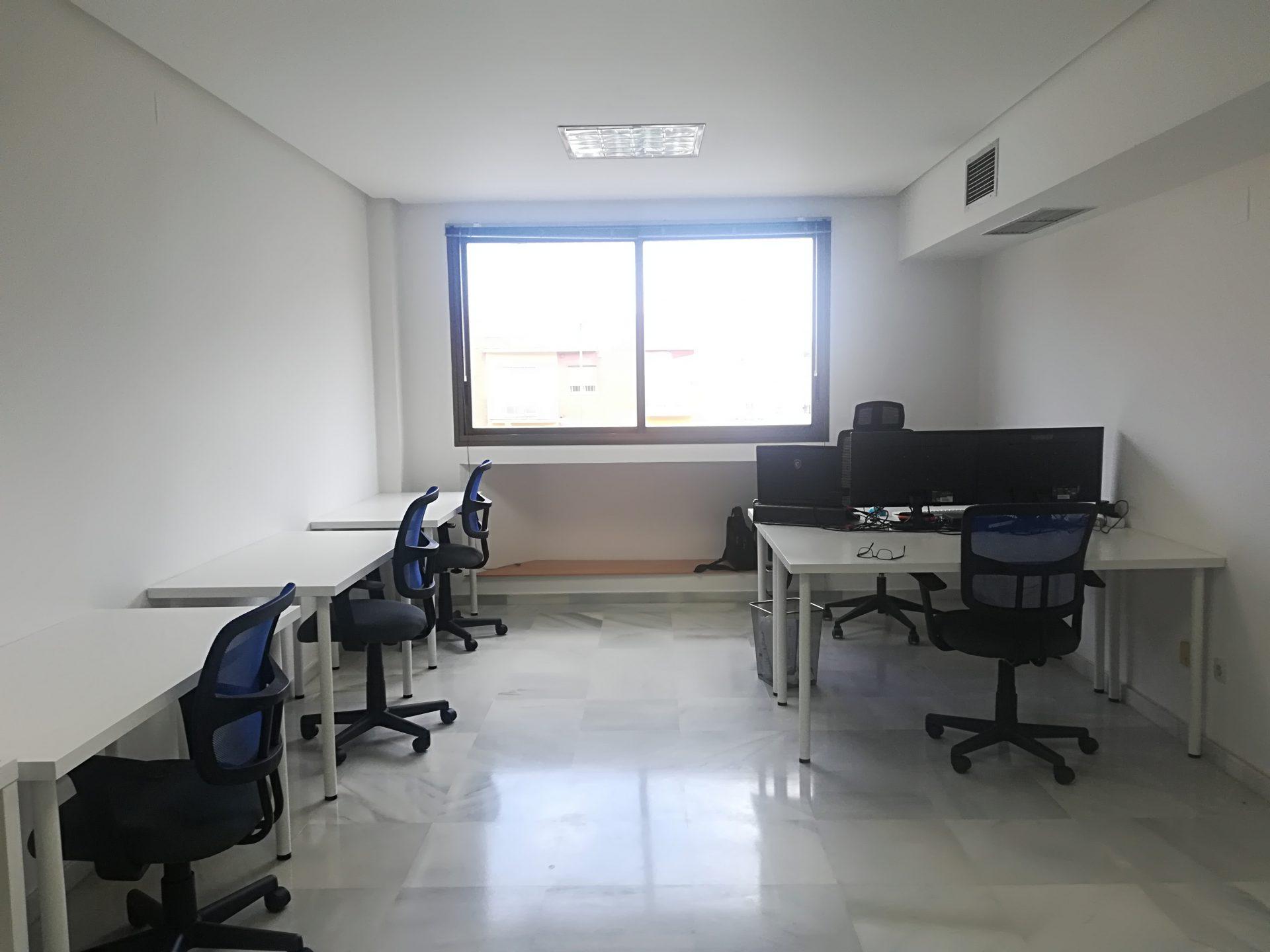 Oficina compartida en Sevilla