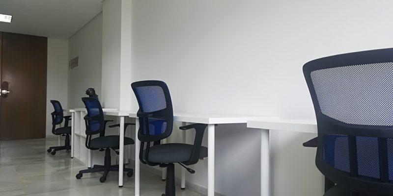 Oficina compartida en Sevilla | El espacio compartido con otros profesionales