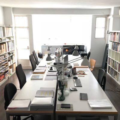 Alquiler de estudio compartido en Sants – Les Corts