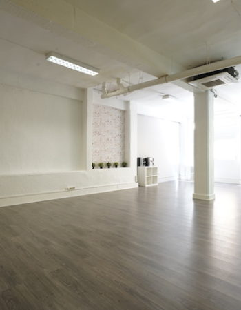 Rental studios Madrid + Sala 110m2