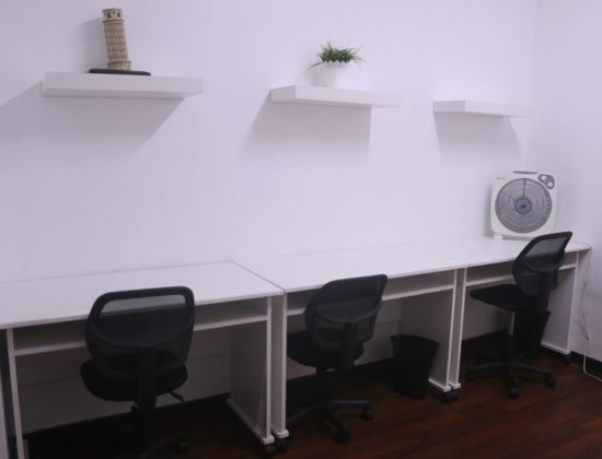 Lima coworking offices