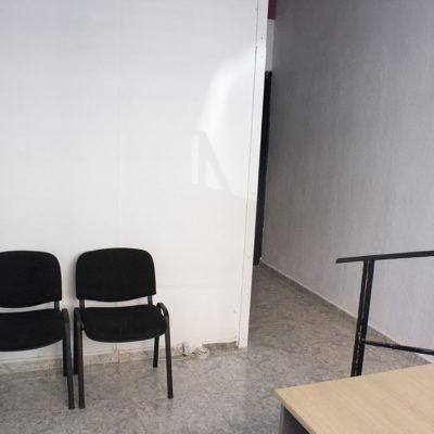 Space rental in Madrid