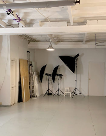 Photography studio Sants