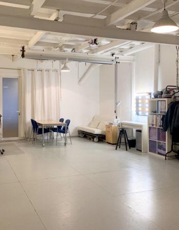 Photography studio Sants