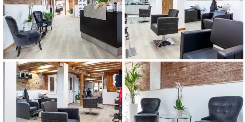 Beauty salon rental in Barcelona | Premier Space